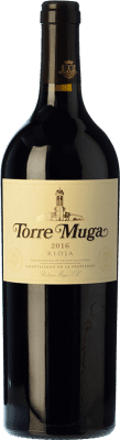73,95 € Free Shipping | Red wine Muga Torre Crianza D.O.Ca. Rioja The Rioja Spain Tempranillo, Graciano, Mazuelo Bottle 75 cl