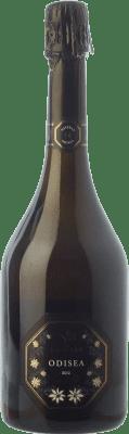 14,95 € Free Shipping | White sparkling Naveran Odisea Reserva D.O. Cava Catalonia Spain Chardonnay, Parellada Bottle 75 cl