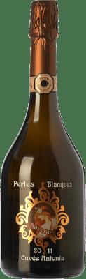 22,95 € Free Shipping | White sparkling Naveran Perles Blanques Reserva D.O. Cava Catalonia Spain Pinot Black, Chardonnay Bottle 75 cl