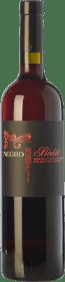 13,95 € Free Shipping | Sweet wine Negro Angelo Birbet Italy Brachetto Bottle 75 cl