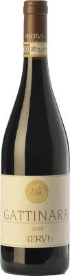43,95 € Free Shipping | Red wine Nervi D.O.C.G. Gattinara Piemonte Italy Nebbiolo Bottle 75 cl