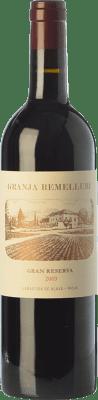 44,95 € Envío gratis | Vino tinto Ntra. Sra de Remelluri Granja Gran Reserva D.O.Ca. Rioja La Rioja España Tempranillo, Garnacha, Graciano Botella 75 cl