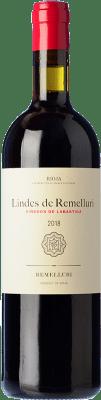 12,95 € Envío gratis | Vino tinto Ntra. Sra de Remelluri Lindes Viñedos de Labastida Joven D.O.Ca. Rioja La Rioja España Tempranillo, Garnacha, Graciano Botella 75 cl