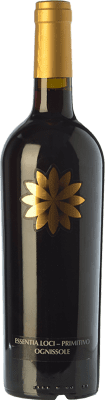 21,95 € Free Shipping | Red wine Ognissole Essentia Loci D.O.C. Primitivo di Manduria Puglia Italy Primitivo Bottle 75 cl