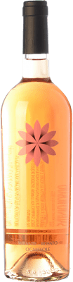 8,95 € Envío gratis | Vino rosado Ognissole Mirante I.G.T. Salento Campania Italia Primitivo Botella 75 cl