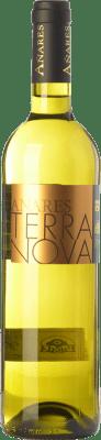 6,95 € Kostenloser Versand | Weißwein Olarra Añares Terranova D.O. Rueda Kastilien und León Spanien Verdejo Flasche 75 cl