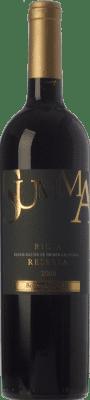 17,95 € Kostenloser Versand | Rotwein Olarra Summa Especial Reserva D.O.Ca. Rioja La Rioja Spanien Tempranillo, Graciano, Mazuelo Flasche 75 cl