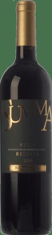 17,95 € Free Shipping | Red wine Olarra Summa Especial Reserva D.O.Ca. Rioja The Rioja Spain Tempranillo, Graciano, Mazuelo Bottle 75 cl