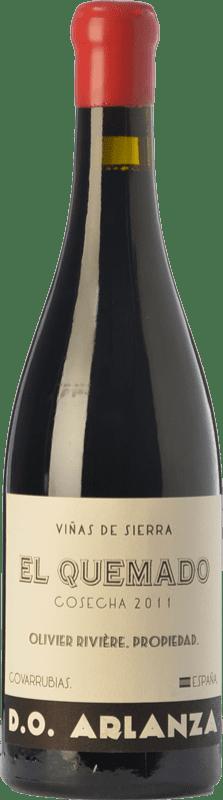 55,95 € Envoi gratuit   Vin rouge Olivier Rivière El Quemado Crianza D.O. Arlanza Castille et Leon Espagne Tempranillo, Grenache Bouteille 75 cl