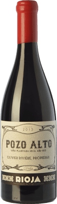 114,95 € Envío gratis | Vino tinto Olivier Rivière Pozo Alto Crianza D.O.Ca. Rioja La Rioja España Tempranillo, Garnacha, Graciano Botella 75 cl