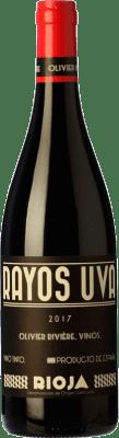 11,95 € Envoi gratuit   Vin rouge Olivier Rivière Rayos Uva Joven D.O.Ca. Rioja La Rioja Espagne Tempranillo, Grenache, Graciano Bouteille 75 cl