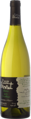 8,95 € Free Shipping | White wine Oller del Mas Petit Bernat Blanc D.O. Pla de Bages Catalonia Spain Macabeo, Picapoll Bottle 75 cl