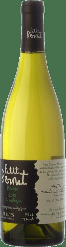 8,95 € Envoi gratuit   Vin blanc Oller del Mas Petit Bernat Blanc D.O. Pla de Bages Catalogne Espagne Macabeo, Picapoll Bouteille 75 cl