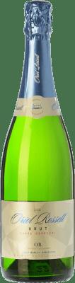 9,95 € Envío gratis | Espumoso blanco Oriol Rossell Cuvée Especial Brut D.O. Cava Cataluña España Macabeo, Xarel·lo, Parellada Botella 75 cl