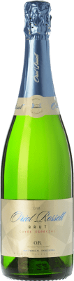 12,95 € Free Shipping | White sparkling Oriol Rossell Cuvée Especial Brut D.O. Cava Catalonia Spain Macabeo, Xarel·lo, Parellada Bottle 75 cl