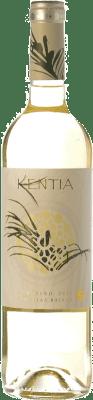 9,95 € Free Shipping | White wine Orowines Kentia D.O. Rías Baixas Galicia Spain Albariño Bottle 75 cl