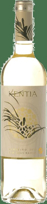 11,95 € Free Shipping | White wine Orowines Kentia D.O. Rías Baixas Galicia Spain Albariño Bottle 75 cl