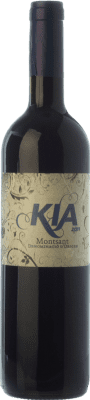 6,95 € Free Shipping | Red wine Orowines Kia Joven D.O. Montsant Catalonia Spain Syrah, Grenache, Carignan Bottle 75 cl