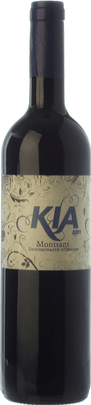 4,95 € Free Shipping | Red wine Orowines Kia Joven D.O. Montsant Catalonia Spain Syrah, Grenache, Carignan Bottle 75 cl