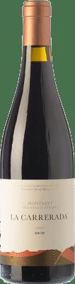 45,95 € Free Shipping | Red wine Orto La Carrerada Crianza D.O. Montsant Catalonia Spain Carignan Bottle 75 cl
