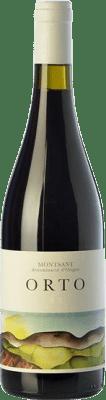 12,95 € Free Shipping | Red wine Orto Joven D.O. Montsant Catalonia Spain Tempranillo, Grenache, Cabernet Sauvignon, Carignan Bottle 75 cl