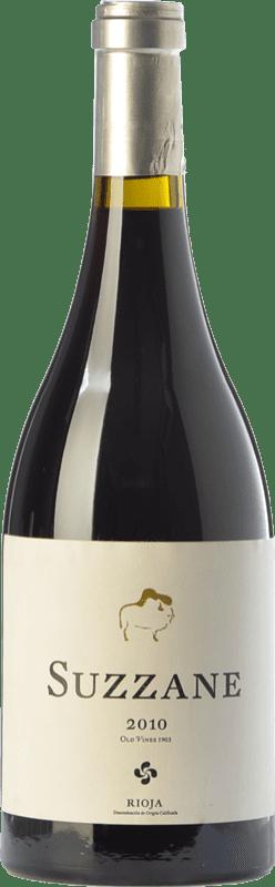 35,95 € Free Shipping | Red wine Oxer Wines Suzzane Crianza D.O.Ca. Rioja The Rioja Spain Grenache Bottle 75 cl