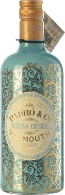 15,95 € Free Shipping | Vermouth Padró Especial Reserva Catalonia Spain Bottle 70 cl