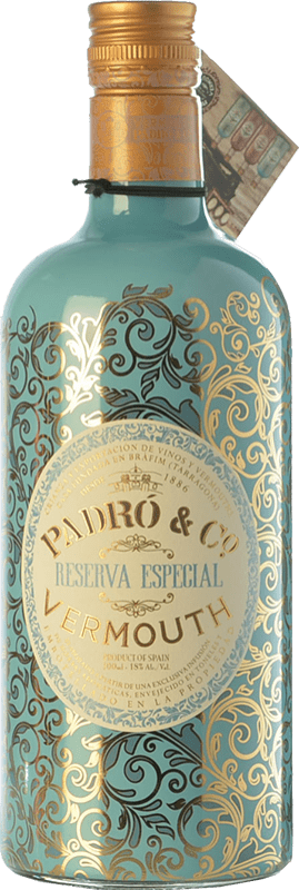 14,95 € Free Shipping | Vermouth Padró Especial Reserva Catalonia Spain Bottle 70 cl