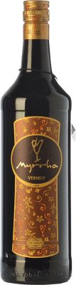 12,95 € Free Shipping | Vermouth Padró Myrrha Reserva Catalonia Spain Missile Bottle 1 L