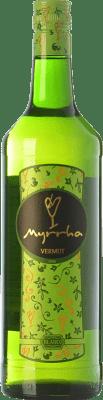 8,95 € Envoi gratuit | Vermouth Padró Myrrha Blanco Catalogne Espagne Bouteille Missile 1 L