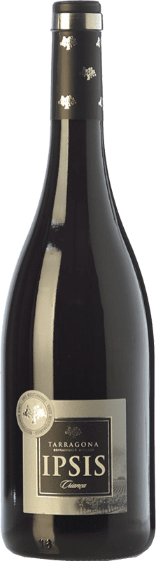 18,95 € Free Shipping | Red wine Padró Ipsis Crianza D.O. Tarragona Catalonia Spain Tempranillo, Merlot Magnum Bottle 1,5 L