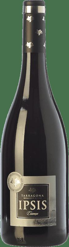18,95 € Envío gratis | Vino tinto Padró Ipsis Crianza D.O. Tarragona Cataluña España Tempranillo, Merlot Botella Mágnum 1,5 L