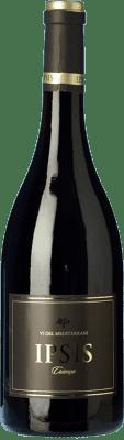 15,95 € Kostenloser Versand | Rotwein Padró Ipsis Crianza D.O. Tarragona Katalonien Spanien Tempranillo, Merlot Flasche 75 cl