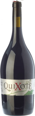37,95 € Envoi gratuit | Vin rouge Casa del Blanco Quixote Crianza D.O.P. Vino de Pago Casa del Blanco Castilla La Mancha Espagne Cabernet Franc, Malbec Bouteille Magnum 1,5 L