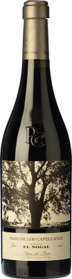 52,95 € Free Shipping | Red wine Pago de los Capellanes El Nogal Reserva D.O. Ribera del Duero Castilla y León Spain Tempranillo Bottle 75 cl