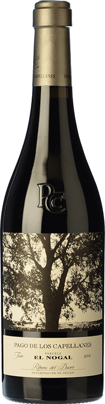45,95 € Envoi gratuit   Vin rouge Pago de los Capellanes El Nogal Reserva D.O. Ribera del Duero Castille et Leon Espagne Tempranillo Bouteille 75 cl