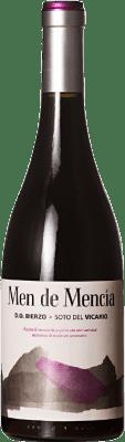 7,95 € Envoi gratuit | Vin rouge Pago del Vicario Men de Mencía Crianza D.O. Bierzo Castille et Leon Espagne Mencía Bouteille 75 cl