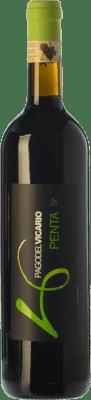 6,95 € Envoi gratuit | Vin rouge Pago del Vicario Penta Joven I.G.P. Vino de la Tierra de Castilla Castilla La Mancha Espagne Tempranillo, Merlot, Syrah, Cabernet Sauvignon, Petit Verdot Bouteille 75 cl