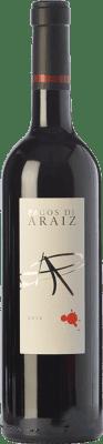 5,95 € Kostenloser Versand   Rotwein Pagos de Aráiz Roble D.O. Navarra Navarra Spanien Tempranillo, Cabernet Sauvignon, Graciano Flasche 75 cl