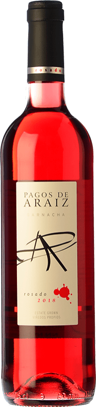 5,95 € Envoi gratuit   Vin rose Pagos de Aráiz Joven D.O. Navarra Navarre Espagne Grenache Bouteille 75 cl