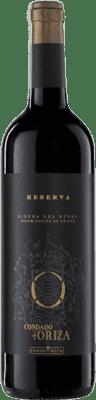 14,95 € Kostenloser Versand | Rotwein Pagos del Rey Condado de Oriza Reserva D.O. Ribera del Duero Kastilien und León Spanien Tempranillo Flasche 75 cl