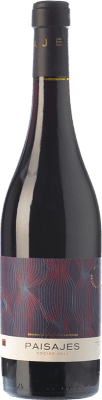 25,95 € Free Shipping | Red wine Paisajes Cecias Crianza 2011 D.O.Ca. Rioja The Rioja Spain Grenache Bottle 75 cl