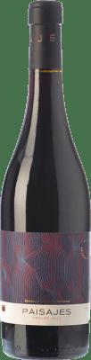19,95 € Kostenloser Versand | Rotwein Paisajes Cecias Crianza D.O.Ca. Rioja La Rioja Spanien Grenache Flasche 75 cl