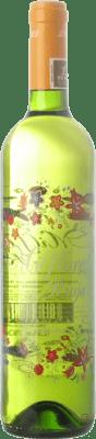 6,95 € Kostenloser Versand | Weißwein Palacio Milflores D.O.Ca. Rioja La Rioja Spanien Viura Flasche 75 cl