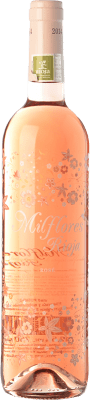 4,95 € Kostenloser Versand | Rosé-Wein Palacio Milflores Joven D.O.Ca. Rioja La Rioja Spanien Tempranillo Flasche 75 cl