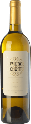 27,95 € Envoi gratuit | Vin blanc Palacios Remondo Plácet Valtomelloso Crianza D.O.Ca. Rioja La Rioja Espagne Viura Bouteille 75 cl