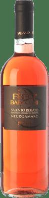 7,95 € Free Shipping   Rosé wine Palamà Fregi Barocchi Rosato I.G.T. Salento Campania Italy Negroamaro Bottle 75 cl