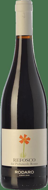 16,95 € Envoi gratuit | Vin rouge Paolo Rodaro D.O.C. Colli Orientali del Friuli Frioul-Vénétie Julienne Italie Refosco Bouteille 75 cl