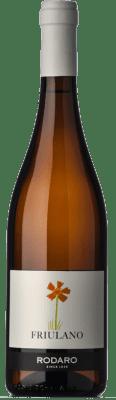 16,95 € Envoi gratuit | Vin blanc Paolo Rodaro D.O.C. Colli Orientali del Friuli Frioul-Vénétie Julienne Italie Friulano Bouteille 75 cl