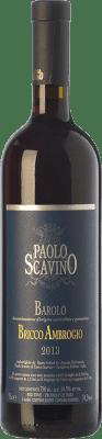 79,95 € Free Shipping | Red wine Paolo Scavino Bricco Ambrogio D.O.C.G. Barolo Piemonte Italy Nebbiolo Bottle 75 cl